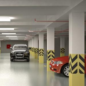 Автостоянки, паркинги Оленино
