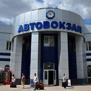 Автовокзалы Оленино