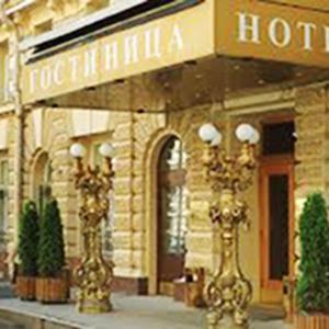 Гостиницы Оленино