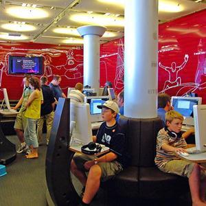 Интернет-кафе Оленино