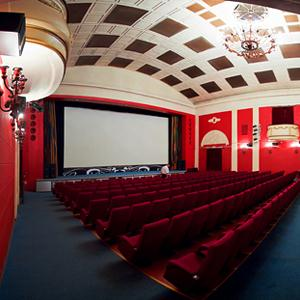 Кинотеатры Оленино
