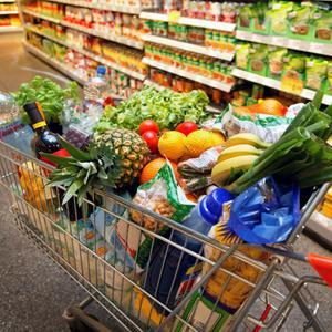 Магазины продуктов Оленино