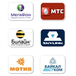 Операторы сотовой связи Оленино