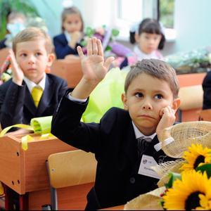 Школы Оленино
