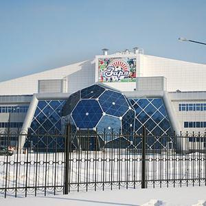 Спортивные комплексы Оленино